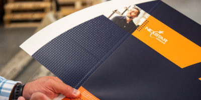 Breaking Down the Embossing Process in Printing